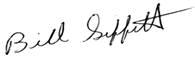 Bill Seppelt Signature
